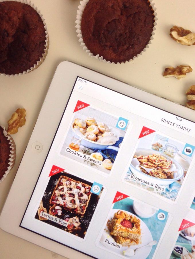 SIMPLY YUMMY – Rezepte App Review*