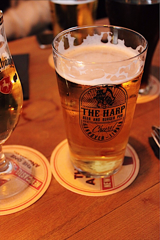 The Harp Hannover Bier
