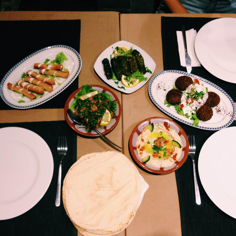 libanesische Küche