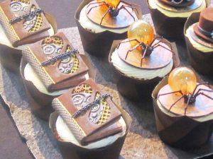 Cupcakes frü Halloween