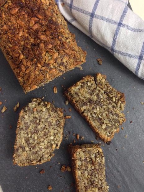 Rezept Brot ohne Mehl