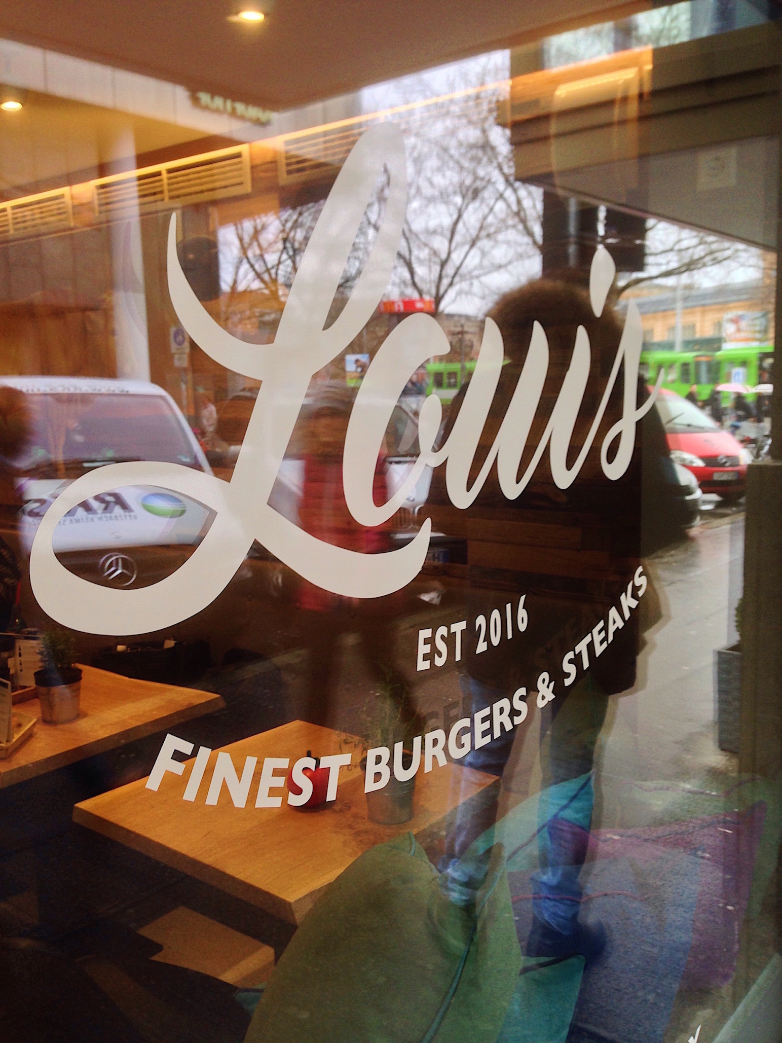 Louis Burger Steak Hannover