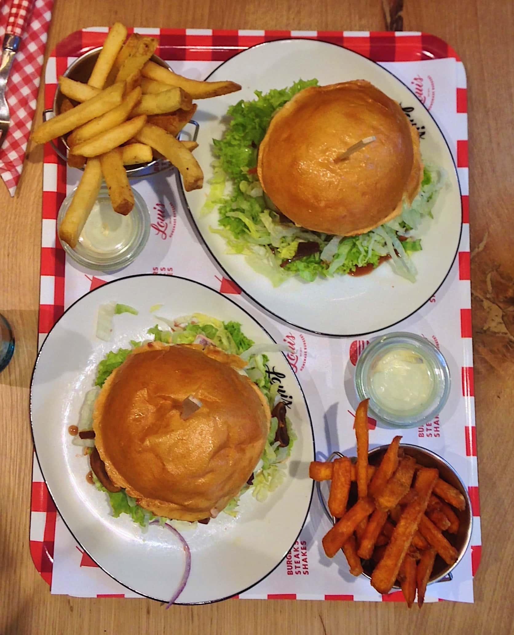 Louis Burger Hannover 1