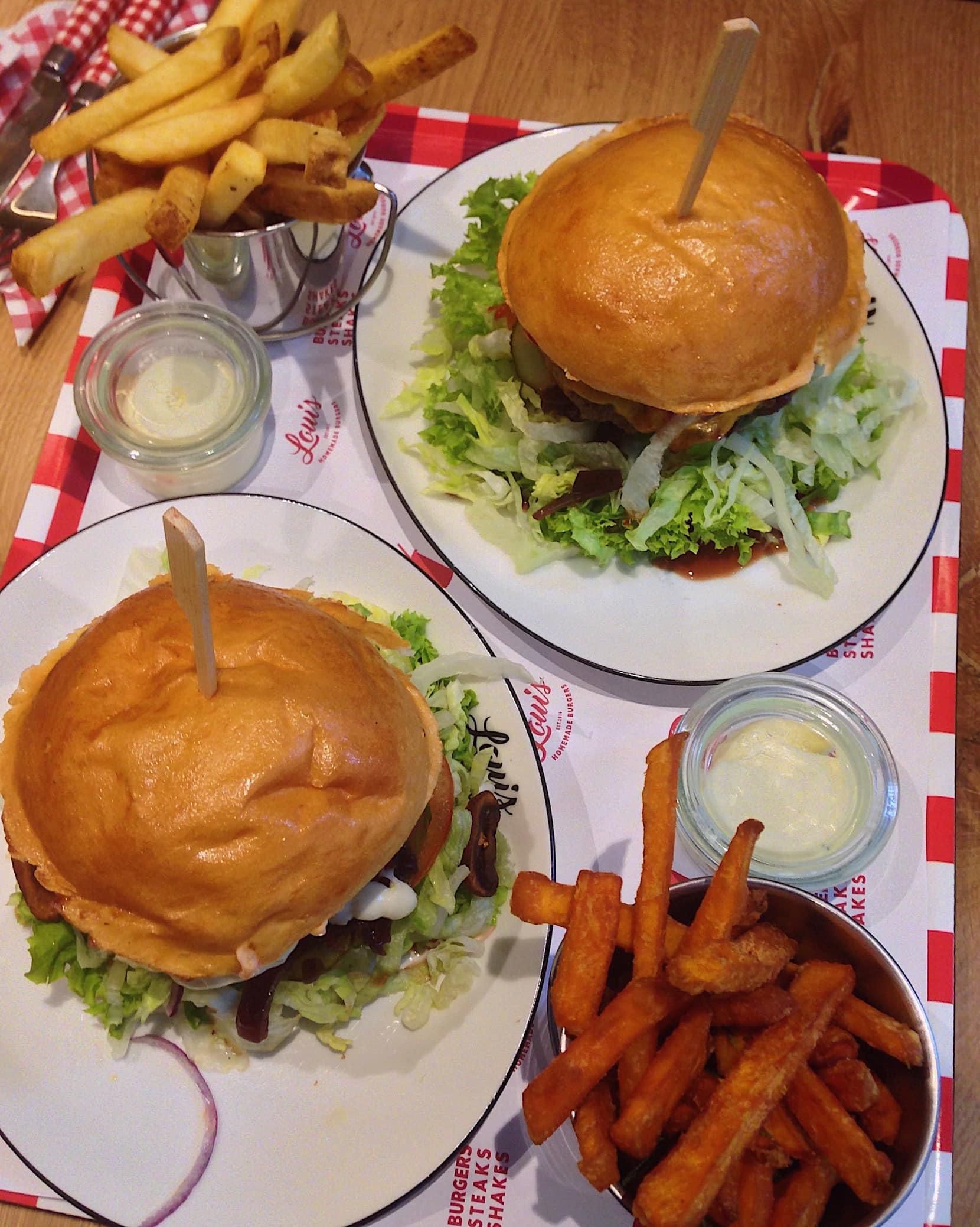 Louis Burger Hannover 3