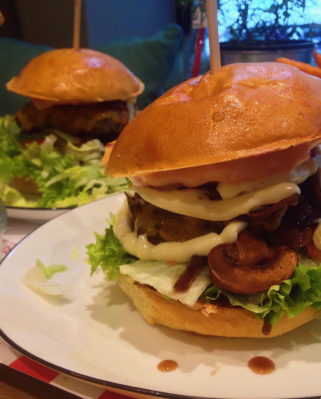 Louis Hannover Burger