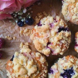 Beeren Muffins