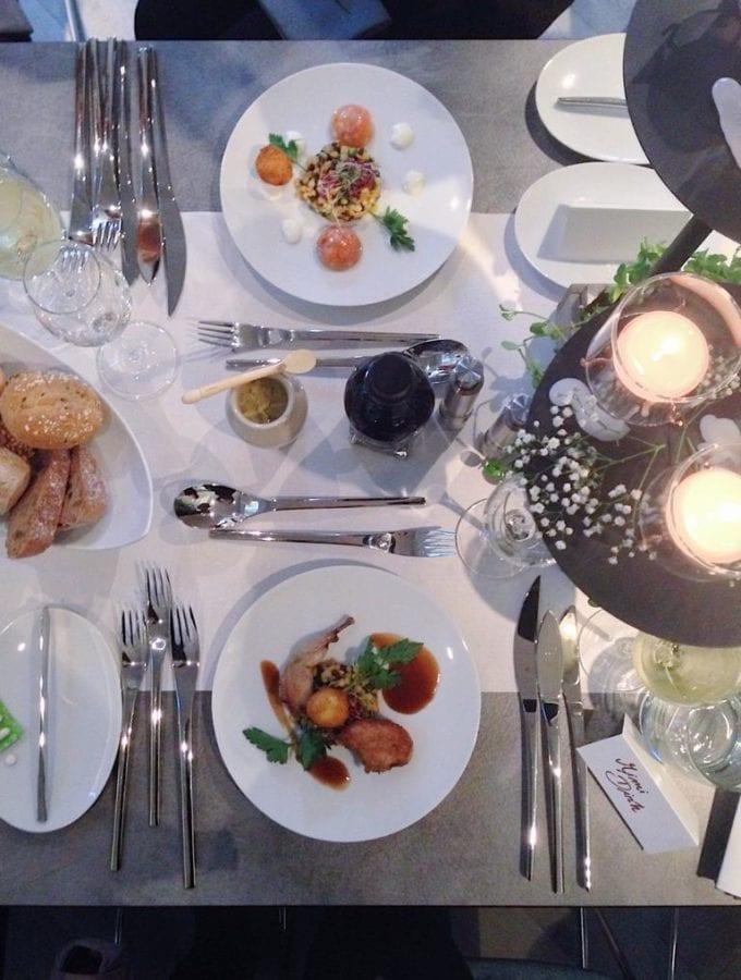 Das große Blogger Dinner im Hotel Oderberger Berlin*